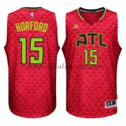 Camisetas Baloncesto NBA Atlanta Hawks 2015-16 Al Horford 15# Alternate..