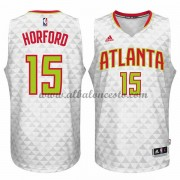 Camisetas Baloncesto NBA Atlanta Hawks 2015-16 Al Horford 15# Home..