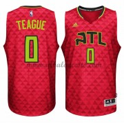 Camisetas Baloncesto NBA Atlanta Hawks 2015-16 Jeff Teague 0# Alternate..