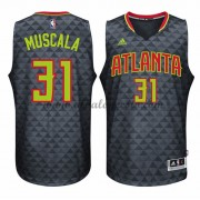 Camisetas Baloncesto NBA Atlanta Hawks 2015-16 Mike Muscala 31# Road..