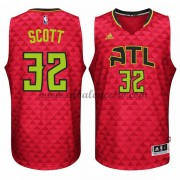 Camisetas Baloncesto NBA Atlanta Hawks 2015-16 Mike Scott 32# Alternate..