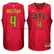 Camisetas Baloncesto NBA Atlanta Hawks 2015-16 Paul Millsap 4# Alternate..