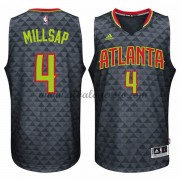 Camisetas Baloncesto NBA Atlanta Hawks 2015-16 Paul Millsap 4# Road..