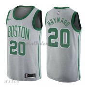 Camisetas Baloncesto Niños Boston Celtics 2018 Gordon Hayward 20# City Edition..