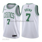 Camisetas Baloncesto Niños Boston Celtics 2018 Jaylen Brown 7# Association Edition..