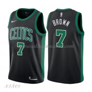 Camisetas Baloncesto Niños Boston Celtics 2018 Jaylen Brown 7# Statement Edition..