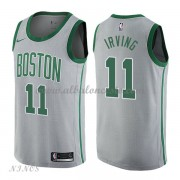 Camisetas Baloncesto Niños Boston Celtics 2018 Kyrie Irving 11# City Edition..
