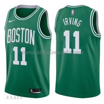 Camisetas Baloncesto Niños Boston Celtics 2018 Kyrie Irving 11# Icon Edition