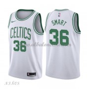 Camisetas Baloncesto Niños Boston Celtics 2018 Marcus Smart 36# Association Edition..
