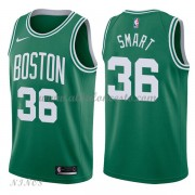 Camisetas Baloncesto Niños Boston Celtics 2018 Marcus Smart 36# Icon Edition..