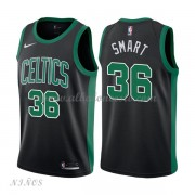 Camisetas Baloncesto Niños Boston Celtics 2018 Marcus Smart 36# Statement Edition..