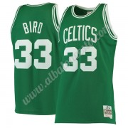 Camisetas Baloncesto NBA Boston Celtics 1985-86 Larry Bird 33# Verde Hardwood Classics Swingman..
