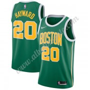 Camisetas Baloncesto NBA Boston Celtics 2019-20 Gordon Hayward 20# Verde Earned Edition Swingman..