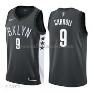 Camisetas Baloncesto Niños Brooklyn Nets 2018 DeMarre Carroll 9# Statement Edition..