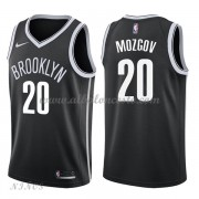 Camisetas Baloncesto Niños Brooklyn Nets 2018 Timofey Mozgov 20# Icon Edition..