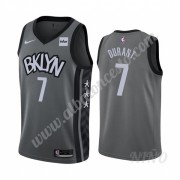 Camisetas NBA Niños Brooklyn Nets 2019-20 Kevin Durant 7# Gris Statement Edition Swingman..