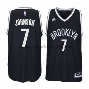 Camisetas Baloncesto NBA Brooklyn Nets 2015-16 Joe Johnson 7# Road..