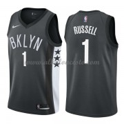 Camisetas Baloncesto NBA Brooklyn Nets 2018  D'Angelo Russell 1# Statement Edition..