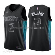 Camisetas Baloncesto Niños Charlotte Hornets 2018 Marvin Williams 2# City Edition..