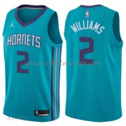 Camisetas Baloncesto Niños Charlotte Hornets 2018 Marvin Williams 2# Icon Edition..