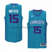 Camisetas Baloncesto NBA Charlotte Hornets 2015-16 Kemba Walker 15# Alternate..