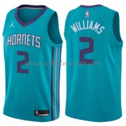 Camisetas Baloncesto NBA Charlotte Hornets 2018  Marvin Williams 2# Icon Edition..