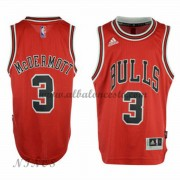 Camisetas Baloncesto Niños Chicago Bulls 2015-16 Doug McDermott 3# NBA Road..