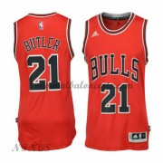 Camisetas NBA Baratas Chicago Bulls Niños 2015-16 Jimmy Butler 21# Road..