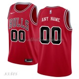 Camisetas Baloncesto Niños Chicago Bulls 2018 Icon Edition