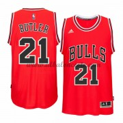 Camisetas NBA Baratas Chicago Bulls 2015-16 Jimmy Butler 21# Road..
