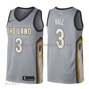 Camisetas Baloncesto Niños Cleveland Cavaliers 2018 George Hill 3# City Edition..