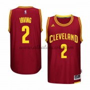 Camisetas Baloncesto NBA Cleveland Cavaliers 2015-16 Kyrie Irving 2# Road..