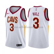 Camisetas Baloncesto NBA Cleveland Cavaliers 2018  George Hill 3# Association Edition..