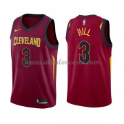 Camisetas Baloncesto NBA Cleveland Cavaliers 2018  George Hill 3# Icon Edition..
