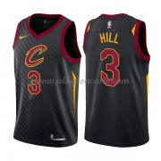 Camisetas Baloncesto NBA Cleveland Cavaliers 2018  George Hill 3# Statement Edition..
