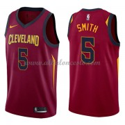 Camisetas Baloncesto NBA Cleveland Cavaliers 2018  J.R. Smith 5# Icon Edition..