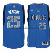 Camisetas Baloncesto NBA Dallas Mavericks 2015-16 Chandler Parsons 25# Road..