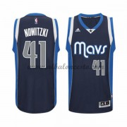Camisetas Baloncesto NBA Dallas Mavericks 2015-16 Dirk Nowitzki 41# Alternate..
