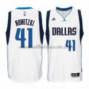 Camisetas Baloncesto NBA Dallas Mavericks 2015-16 Dirk Nowitzki 41# Home..