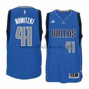 Camisetas Baloncesto NBA Dallas Mavericks 2015-16 Dirk Nowitzki 41# Road..