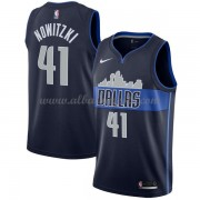 Camisetas Baloncesto NBA Dallas Mavericks 2018  Dirk Nowitzki 41# Statement Edition..