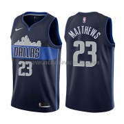 Camisetas Baloncesto NBA Dallas Mavericks 2018  Wesley Matthews 23# Statement Edition..