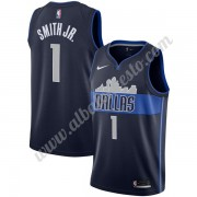 Camisetas Baloncesto NBA Dallas Mavericks 2019-20 Dennis Smith Jr 1# Armada Statement Edition Swingm..