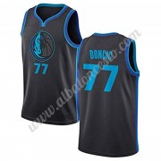 Camisetas Baloncesto NBA Dallas Mavericks 2019-20 Luka Doncic 77# City Edition Swingman..
