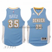 Camisetas Baloncesto Niños Denver Nuggets 2015-16 Kenneth Faried 35# NBA Road..