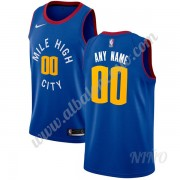 Camisetas NBA Niños Denver Nuggets 2019-20 Azul Statement Edition Swingman..