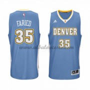 Camisetas Baloncesto NBA Denver Nuggets 2015-16 Kenneth Faried 35# Road..