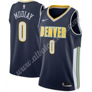 Camisetas Baloncesto NBA Denver Nuggets 2019-20 Emmanuel Mudiay 0# Icon Edition Swingman..