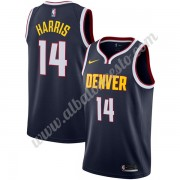 Camisetas Baloncesto NBA Denver Nuggets 2019-20 Gary Harris 14# Armada Icon Edition Swingman..