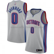 Camisetas Baloncesto NBA Detroit Pistons 2018  Andre Drummond 0# Statement Edition..